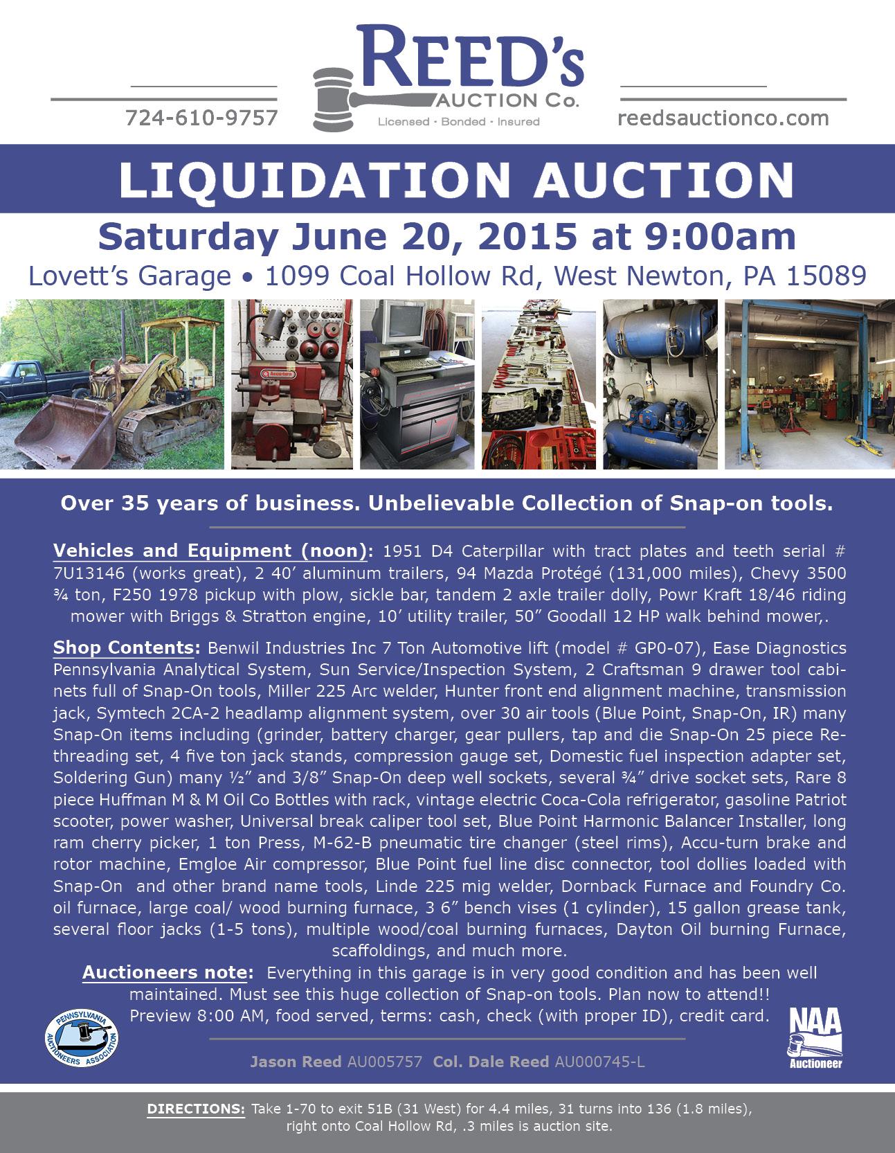 Auction Flyer_Lovetts Garage 6-20-15.jpg